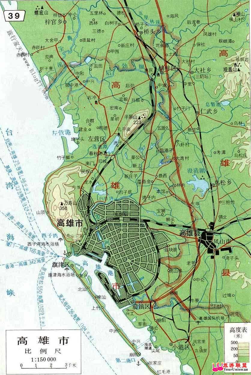青岛市北小港地图